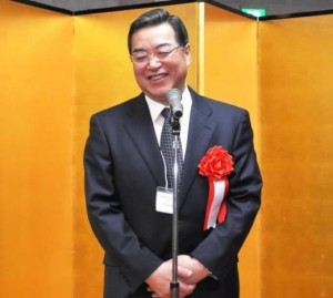 来賓ご挨拶:丸山 SEAJ 会長
