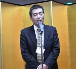 中締め:佐藤 理事・副会長