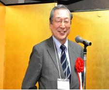 来賓ご挨拶:山本 JPCA 副会長