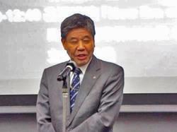 来賓挨拶:山下 京都府副知事