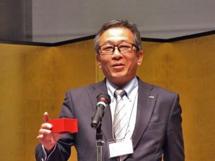 乾杯発声:岩坪 ㈱村田製作所         取締役常務執行役員