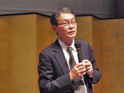 締めの挨拶:西村 ローム㈱ 本部長