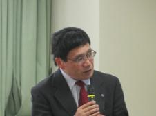 太陽誘電㈱ 開発研究所 所長 岸 氏