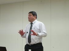 理事、装置・保守部会長 和田 悟 氏