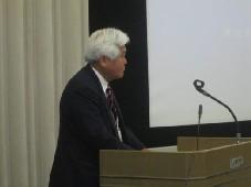 基調講演:東北大学の大見シニアリサーチフェロー