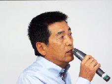 NEDIA 理事・副会長、JASVA 部会長:佐藤氏