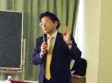 (株)セミコンダクタポータルの津田氏