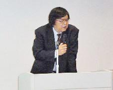 ㈱産業タイムズ社   社長  泉谷渉  氏