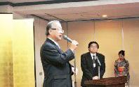 NEDIA 代表理事・会長 齋藤昇三  氏