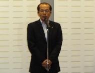 来賓の挨拶 北九州市 松崎茂 副市長