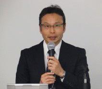 近畿経済産業局  課長  西野聡氏