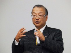 ㈱東芝  常任顧問  齋藤昇三氏
