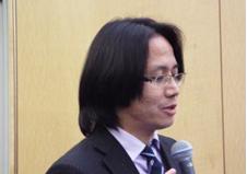 河野  北九州大学准教授