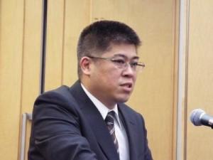 ㈱テラプローブ先行技術開発室長の古京氏