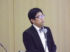 北陸電気工業㈱ 開発部長 安藤 氏