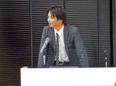 伊藤篤志氏  六甲電子(株)