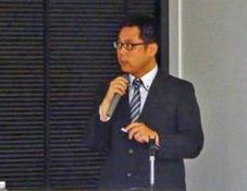 菅野博史氏  SEMIジャパン セールス        マネージャー