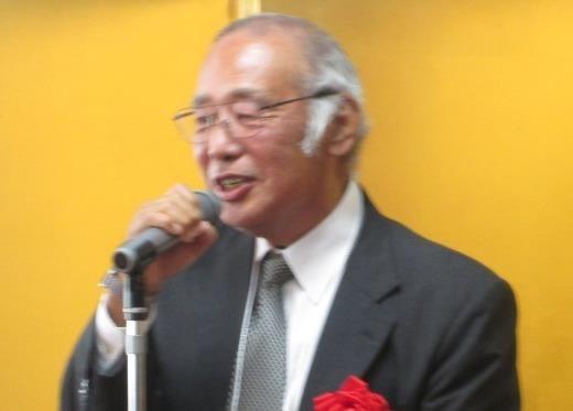 来賓ご挨拶:橋本 SSIS 理事長
