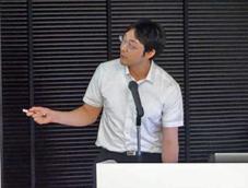 高橋聖司氏  リソテックジャパン(株)  アナリシス・サイエンスグループ