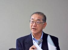 司会:SSIS 理事 井上道弘 氏