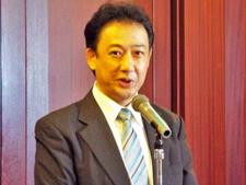 締めの挨拶:NEDIA 理事 中村孝 氏