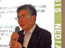 来賓挨拶:近畿経済産業局次長     玉野直毅 氏