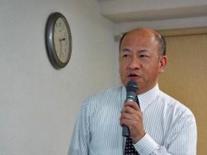 張野正温氏/翔星㈱代表取締役社長