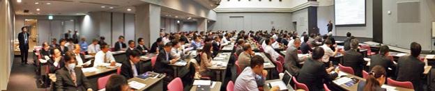 KRP4号館 バズホール:基調講演・マーケットセミナー会場
