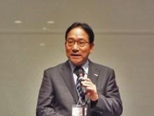 乾杯発声:須原 ㈱SCREEN セミコンダクターソリューションズ 代表取締役社長