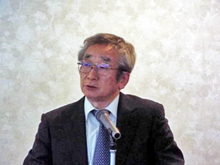 松本  ロードマップ委員会事務局員