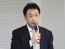開会挨拶:中村孝  理事・関西 NEDIA 代表
