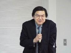 基調講演:泉谷渉  理事・副会長