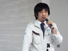 講演:アクティブリンク㈱  技師   谷林宏紀  氏