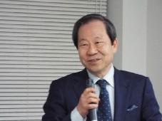 閉会挨拶:髙田明  理事・関西 NEDIA 副代表