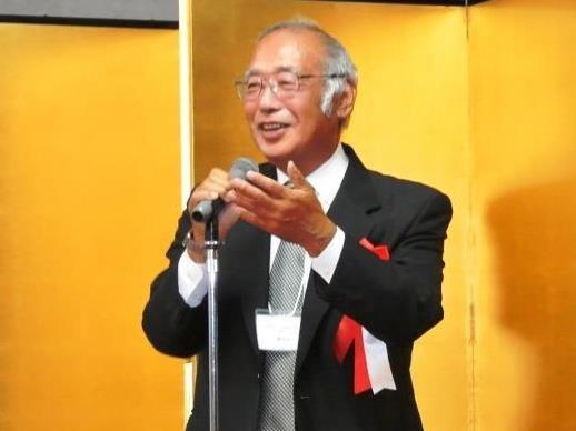 ご挨拶:橋本 SSIS 理事長