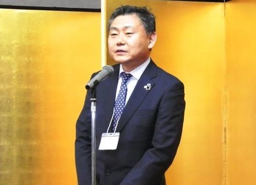 挨拶:櫻井 理事・九州 NEDIA 代表