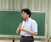 東北大学 教授 田中 徹 氏