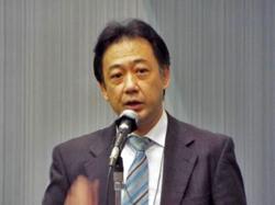 司会及び開会挨拶:中村 理事、プログラム委員長