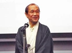 来賓挨拶:門川 京都市長