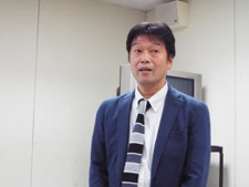 ㈱インターテック販売 田中 久 氏
