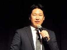 小間 GLM㈱代表取締役社長