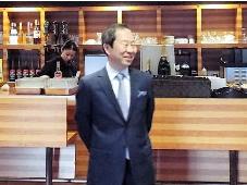 挨拶:髙田  理事・関西 NEDIA 副代表