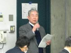 司会:小林  事務局次長